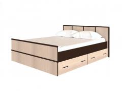 """Кровать """"Сакура"""" с ящиками 1,4 БТ11/17"""