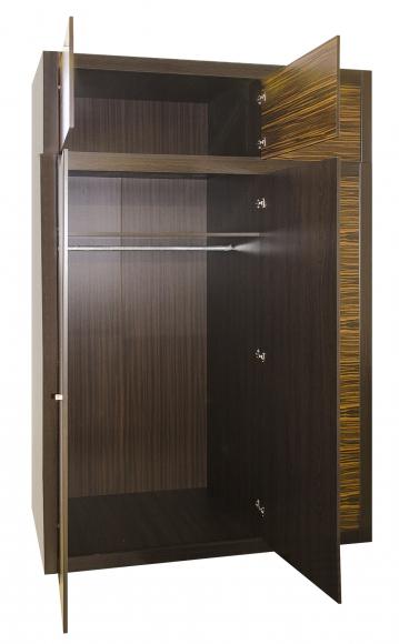 Шкаф Капри 3d с надставкой - 3