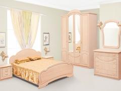 Спальня Камелия СВИТ4D б/м