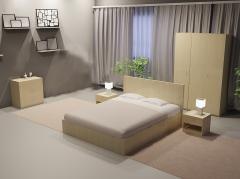 """Спальня """"Corsica ЭКО"""" б/м 3D б/з"""