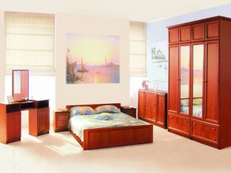 Спальня Лотос 4D б/м