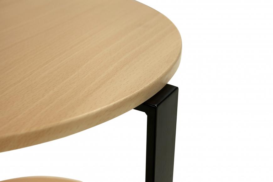 Столик чайный  MK-6327 50х50х54 см МиК - 3