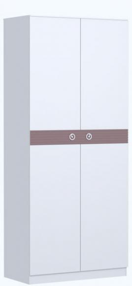 Шкаф для одежды Саманта Мод. СМ12 ЗР