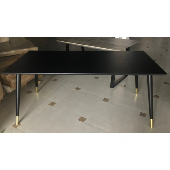Стол Парнас MK-7301-BL нераскладной 90х180х76 см М