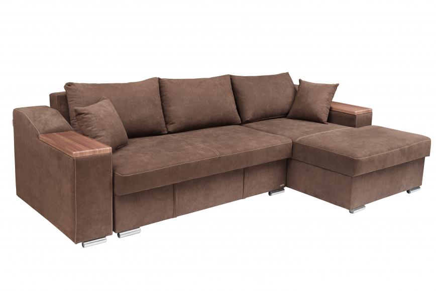 Турин угловой диван еврокнижка (правый) - 44