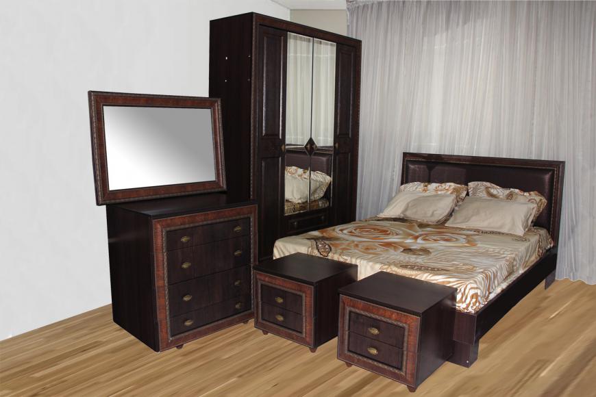Спальня  Калипсо кр1.6 4D АВК