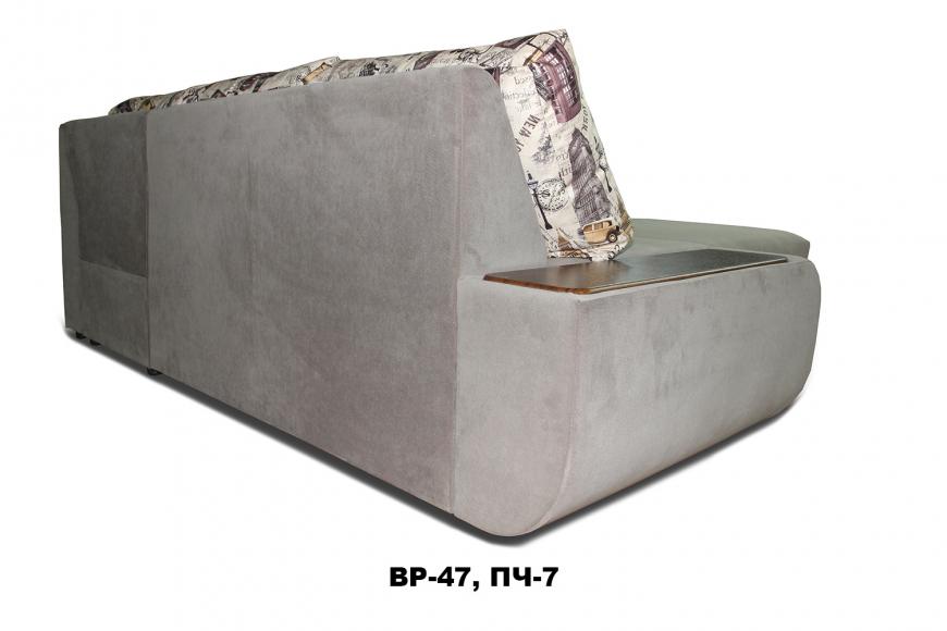 Клеопатра угловой Диван (правый) - 33