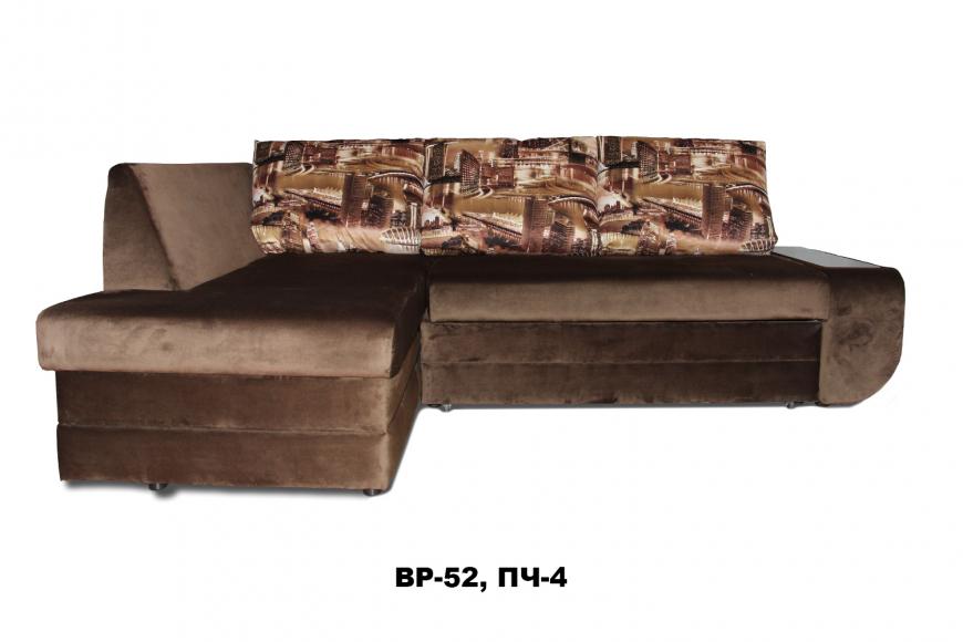 Клеопатра угловой Диван (левый) - 21
