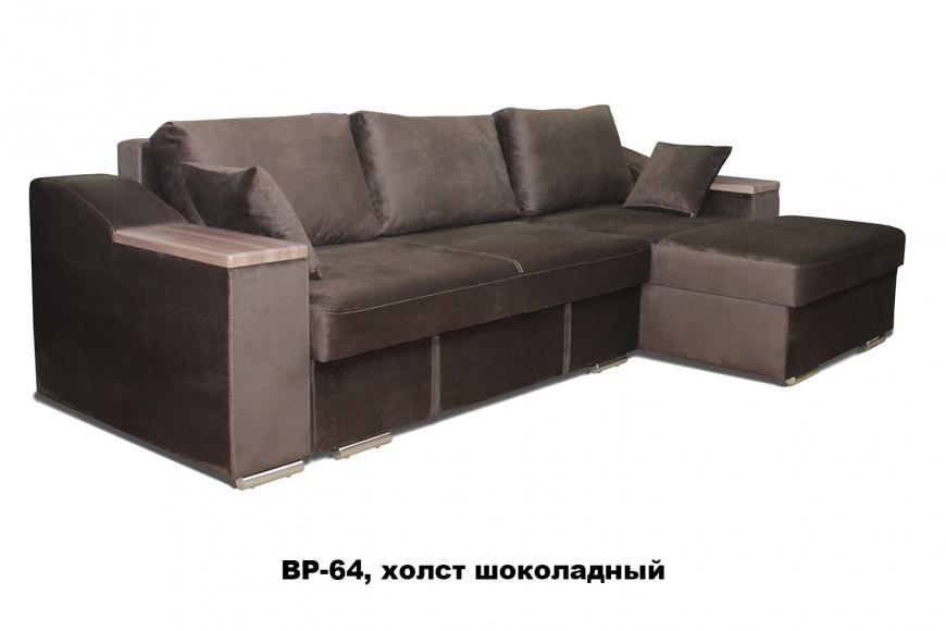 Турин угловой диван еврокнижка (правый) - 10