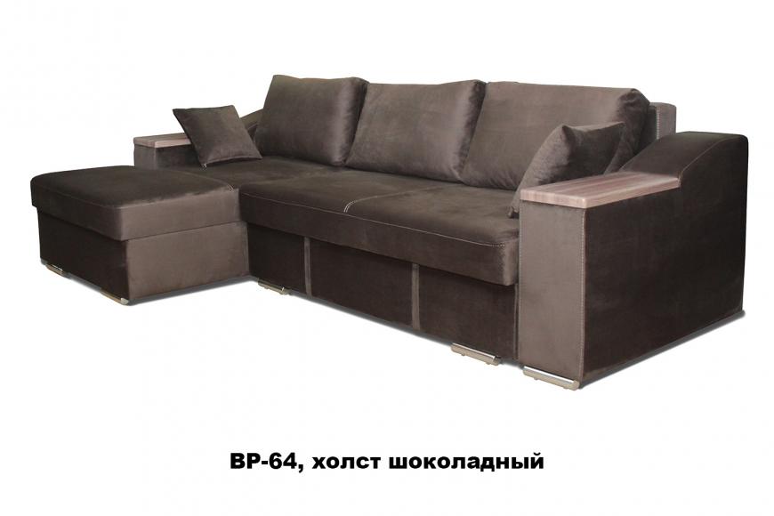 Турин угловой диван еврокнижка (левый) - 2