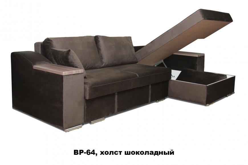 Турин угловой диван еврокнижка (правый) - 9