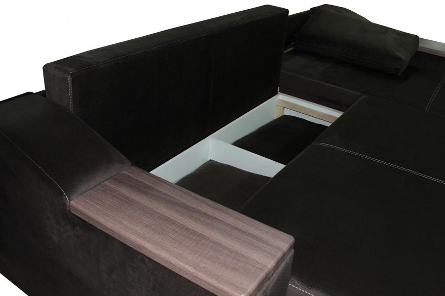Турин угловой диван еврокнижка (правый) - 6