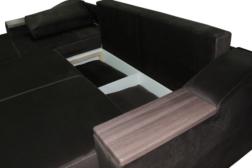 Турин угловой диван еврокнижка (левый) - 5