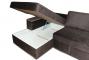 Турин угловой диван еврокнижка (левый) - 44