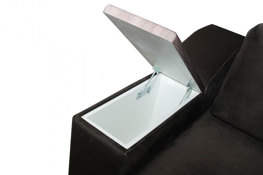 Турин угловой диван еврокнижка (правый) - 5