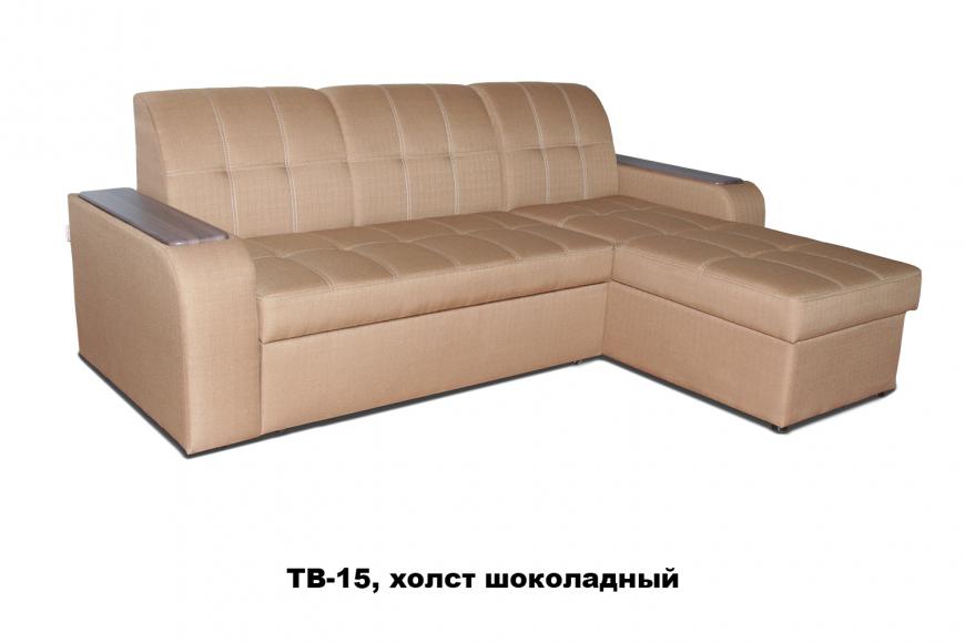 Манхеттен Лайт Диван Угловой - 15
