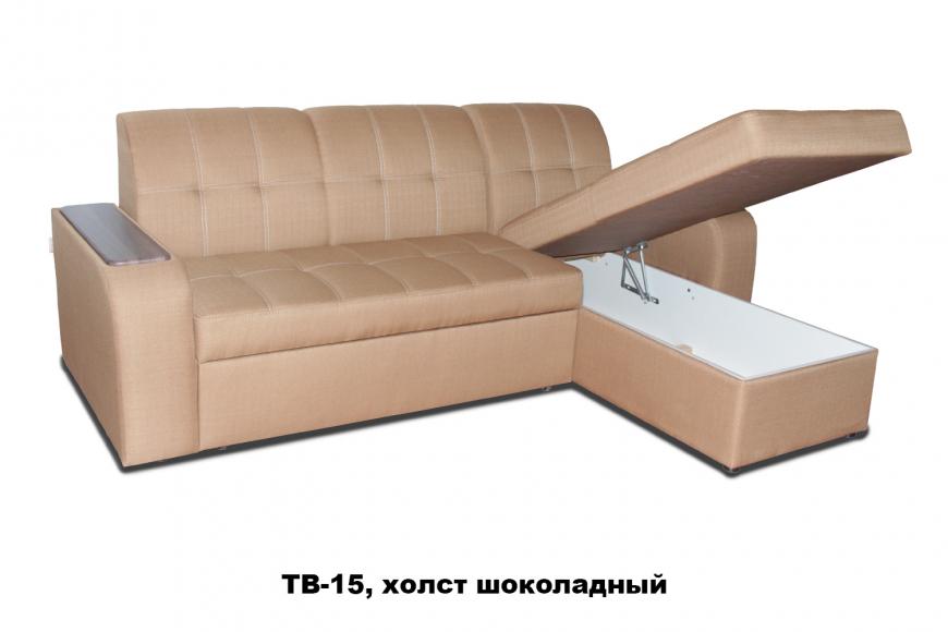 Манхеттен Лайт Диван Угловой - 17