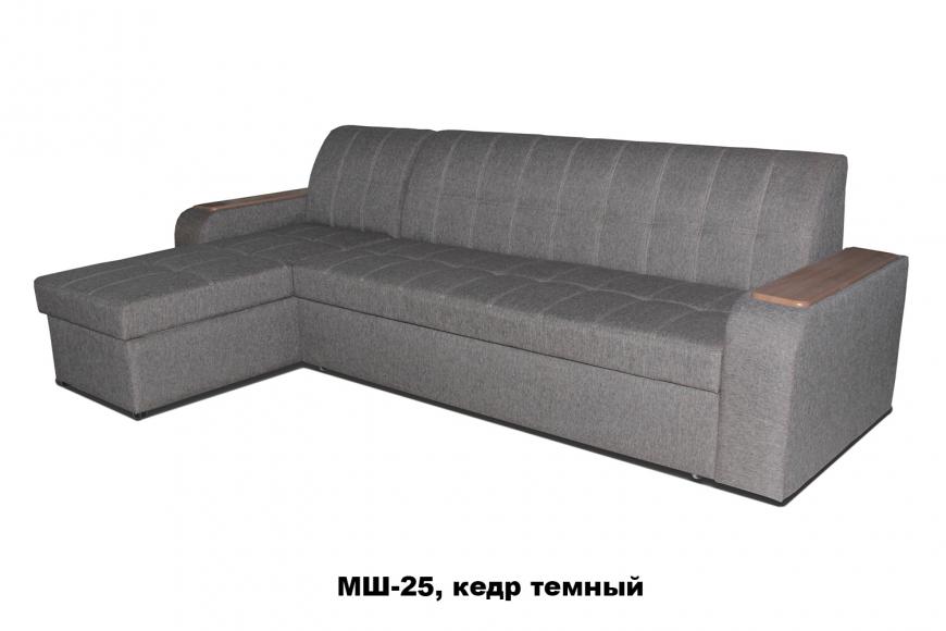 Манхеттен Лайт Макс Диван Угловой - 8