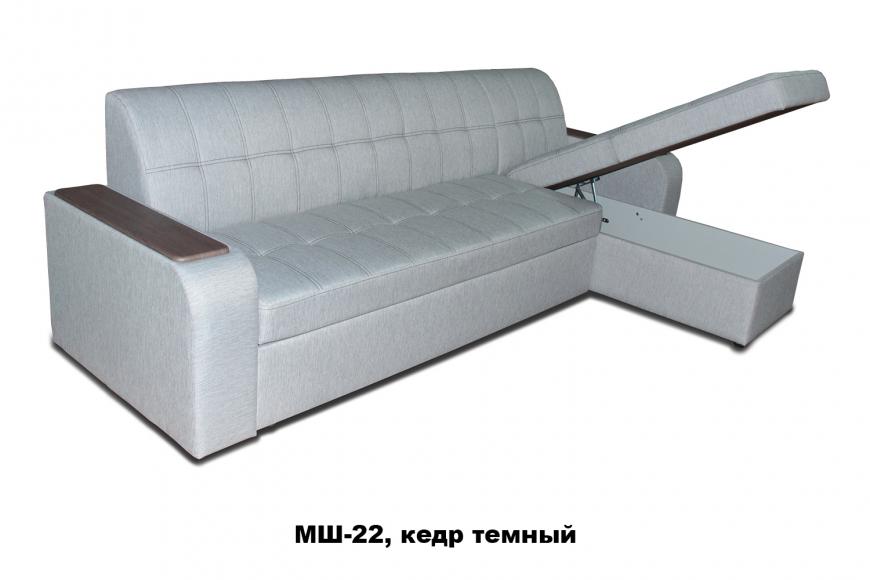 Манхеттен Лайт Макс Диван Угловой - 25