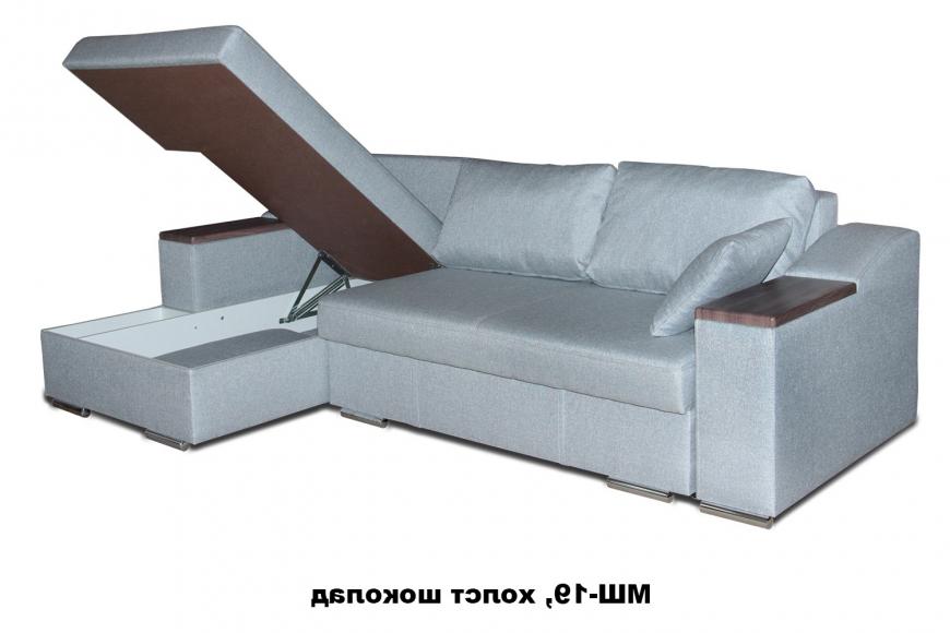 Турин угловой диван еврокнижка (левый) - 33