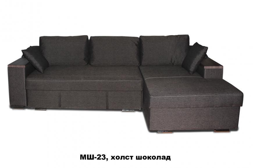 Турин угловой диван еврокнижка (правый) - 19