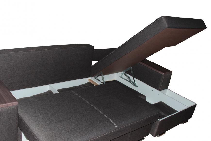 Турин угловой диван еврокнижка (правый) - 23