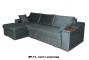 Турин угловой диван еврокнижка (левый) - 61