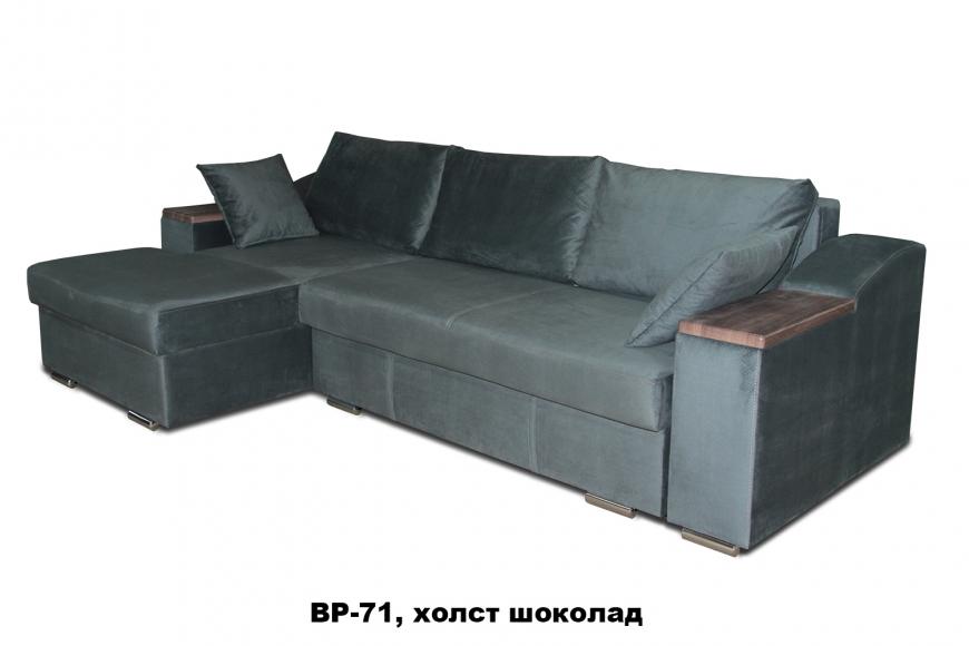 Турин угловой диван еврокнижка (левый) - 23