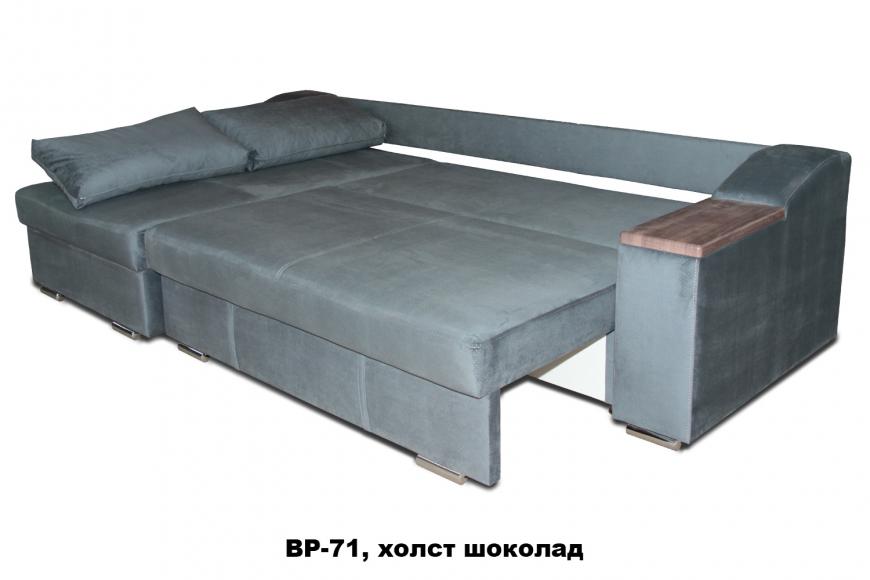 Турин угловой диван еврокнижка (левый) - 25