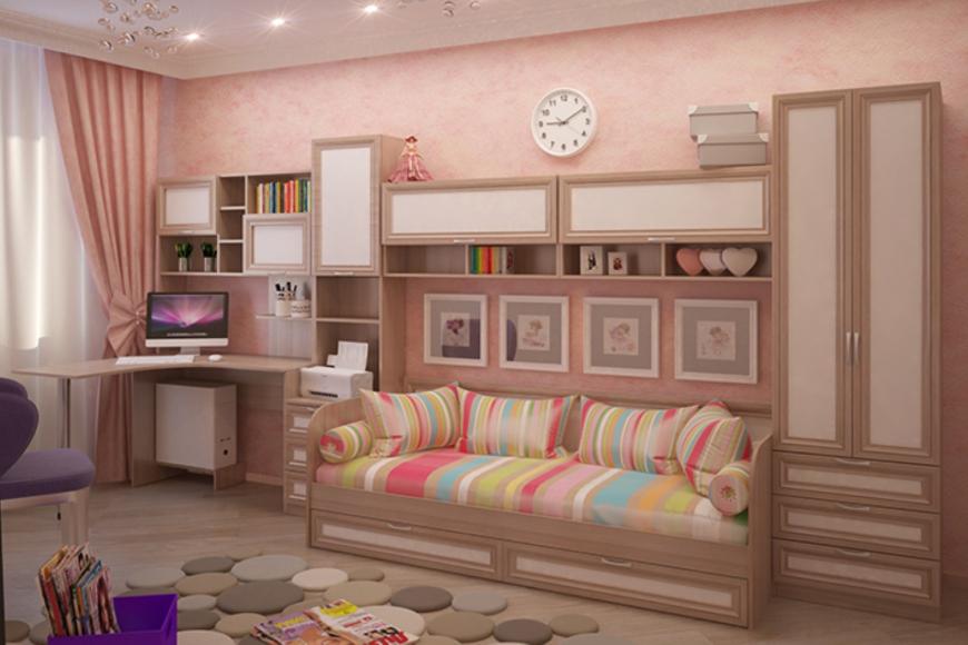 Система детской мебели OSTIN - 4