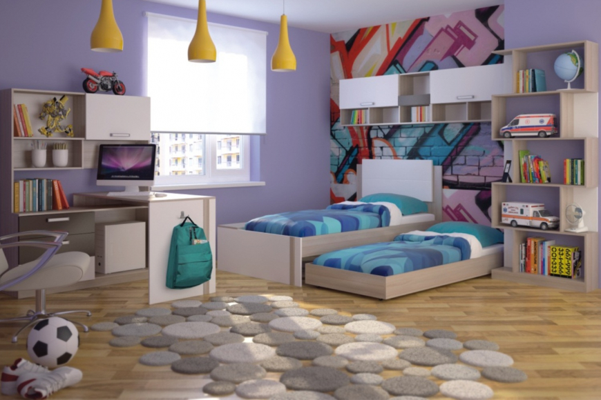 Система детской мебели Walker - 3