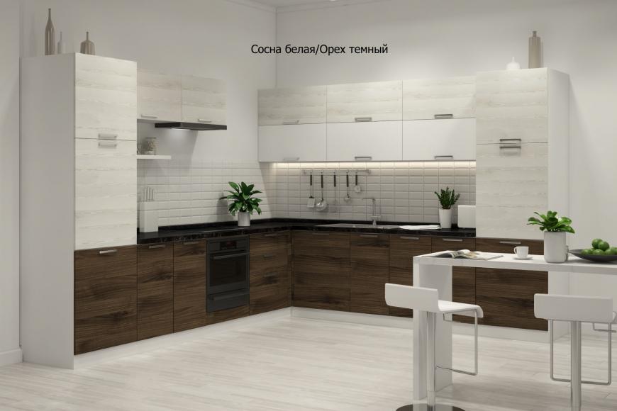 Кухня модерн угловая - 9