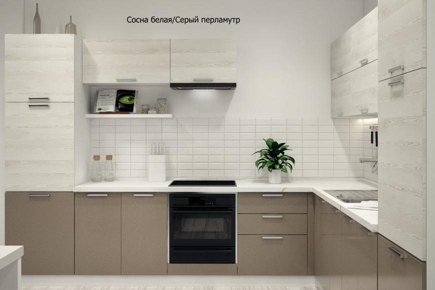 Кухня модерн угловая - 10