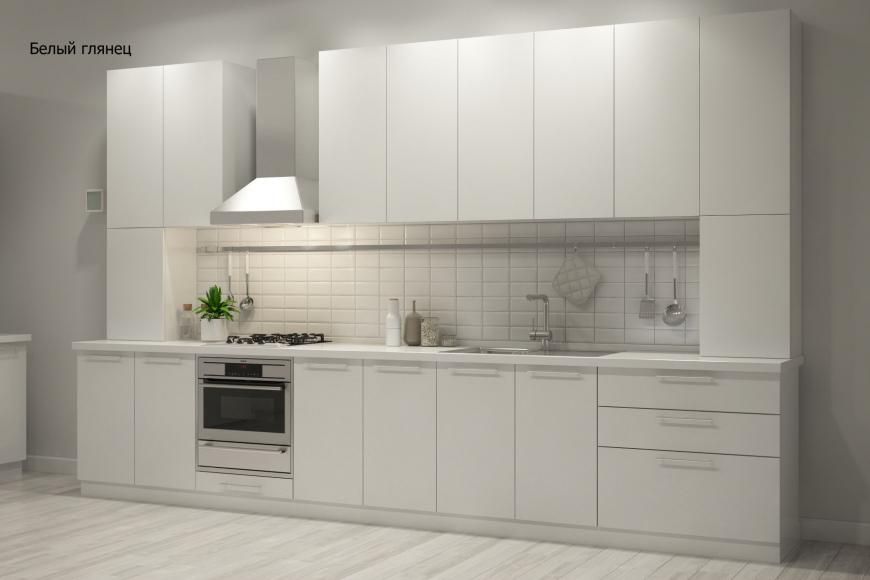 Кухня модерн прямая - 6
