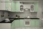 Классическая угловая кухня - 26