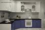 Классическая угловая кухня - 32