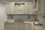 Классическая угловая кухня - 28