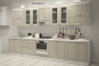 Кухня неоклассика прямая - 33