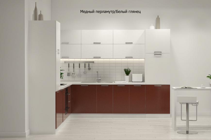 Кухня модерн угловая - 5