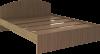 Кровать 1.6 Веста Рин. - 6