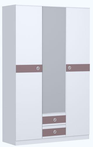 Шкаф для одежды Саманта Мод. СМ11 ЗР